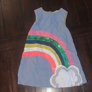 Biden Sequin Romper Dress